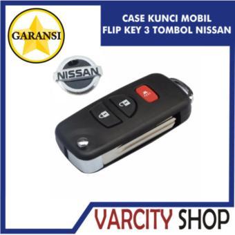 flip key grand new avanza all camry กับ accord cek harga baru toyota veloz casing kunci lipat 3 tombol nissan livina xtrail bonus logo