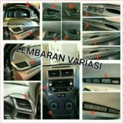 Roof Rail Grand New Avanza Veloz Harga E 2015 Kehebatan Rack Bagasi Atas Toyota All Dan Panel Carbon Xenia Murah
