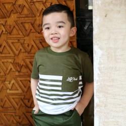 Baju Anak Laki Laki Bahan ADEM Nyaman DiPakai