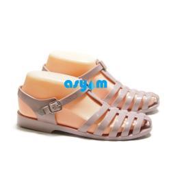 Bara Bara - Sandal Flat Jelly - Sandal Flat Wanita Casual HX006 Warna Dikirim Random