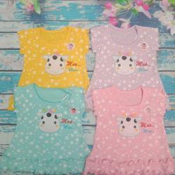 baju baby perempuan pakaian bayi dj109
