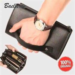 1001 / Baellerry Original / Dompet Panjang Clutch Pria Wanita / Clutch Import / Handbag Pria