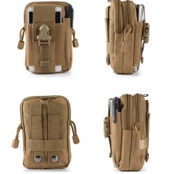 Airsson Tas Pinggang Mini Tactical Waistbag Army Look