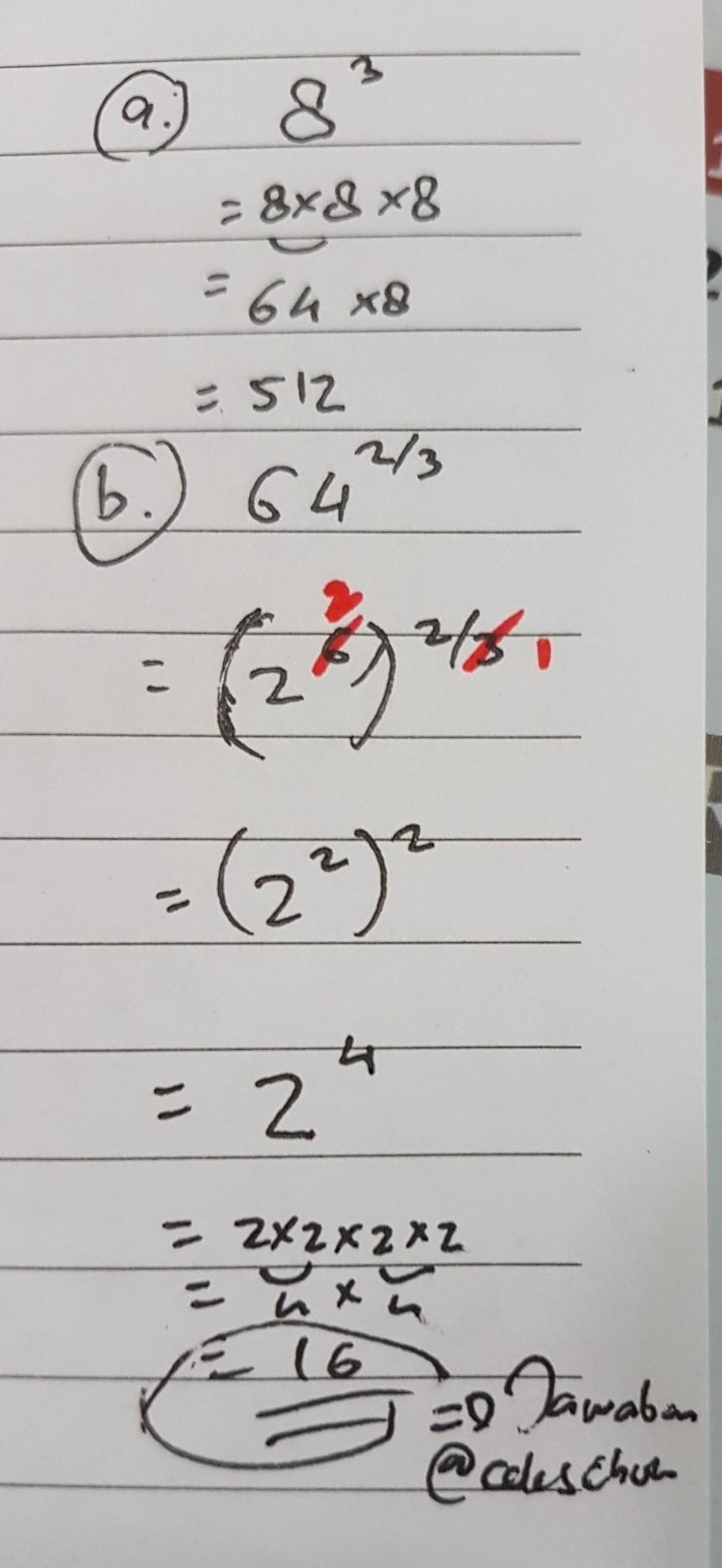 Perpangkatan | Cara Menghitung Pangkat, Sifat, dan Tabel...