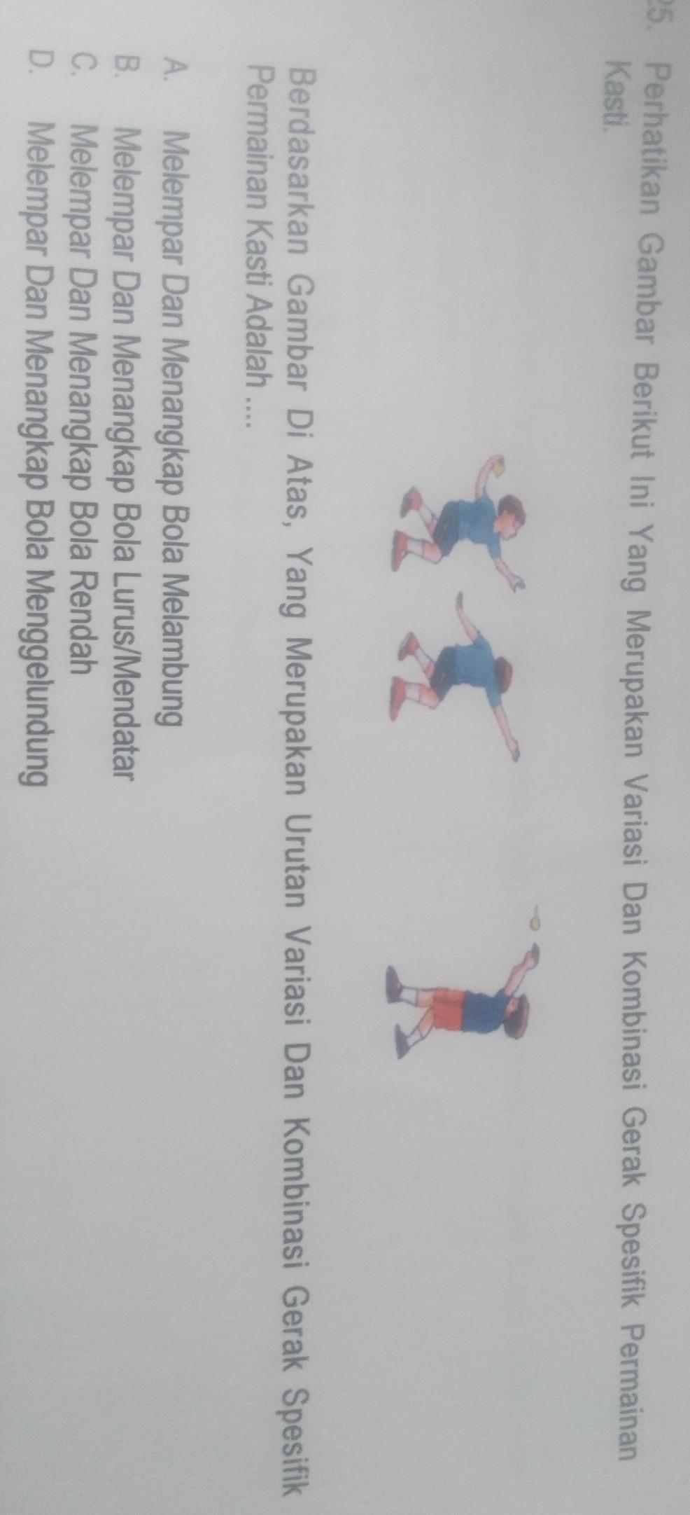 Di Bawah Ini Merupakan Gerak Spesifik Permainan Sepak Bola Kecuali : bawah, merupakan, gerak, spesifik, permainan, sepak, kecuali, Berdasarkan, Gambar, Atas,, Merupakan, Urutan, Variasi, Kombinasi, Gerak, Spesifik, Permainan, Brainly.co.id