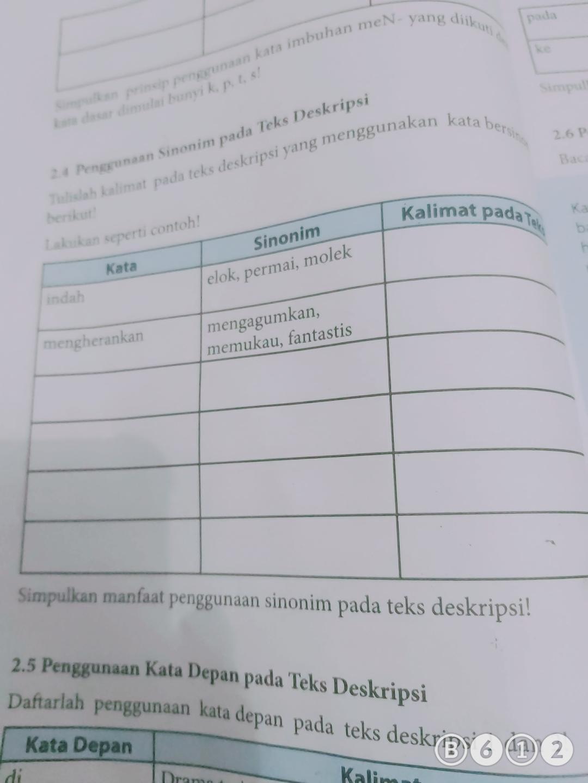 Bahasa Indonesia - SMP Kelas 7 - latihansoalonline.com