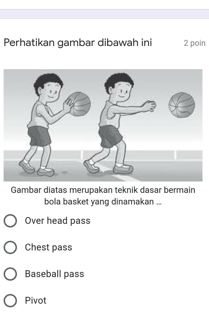 Dasar Dasar Bola Basket : dasar, basket, Perhatikan, Gambar, Dibawah, IniGambar, Diatas, Merupakan, Teknik, Dasar, Bermain, Basket, Brainly.co.id