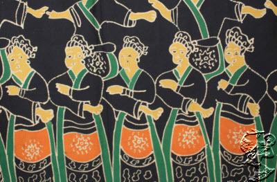 Contoh Gambar Batik Figuratif Contoh U 14 Modern Home Revolution