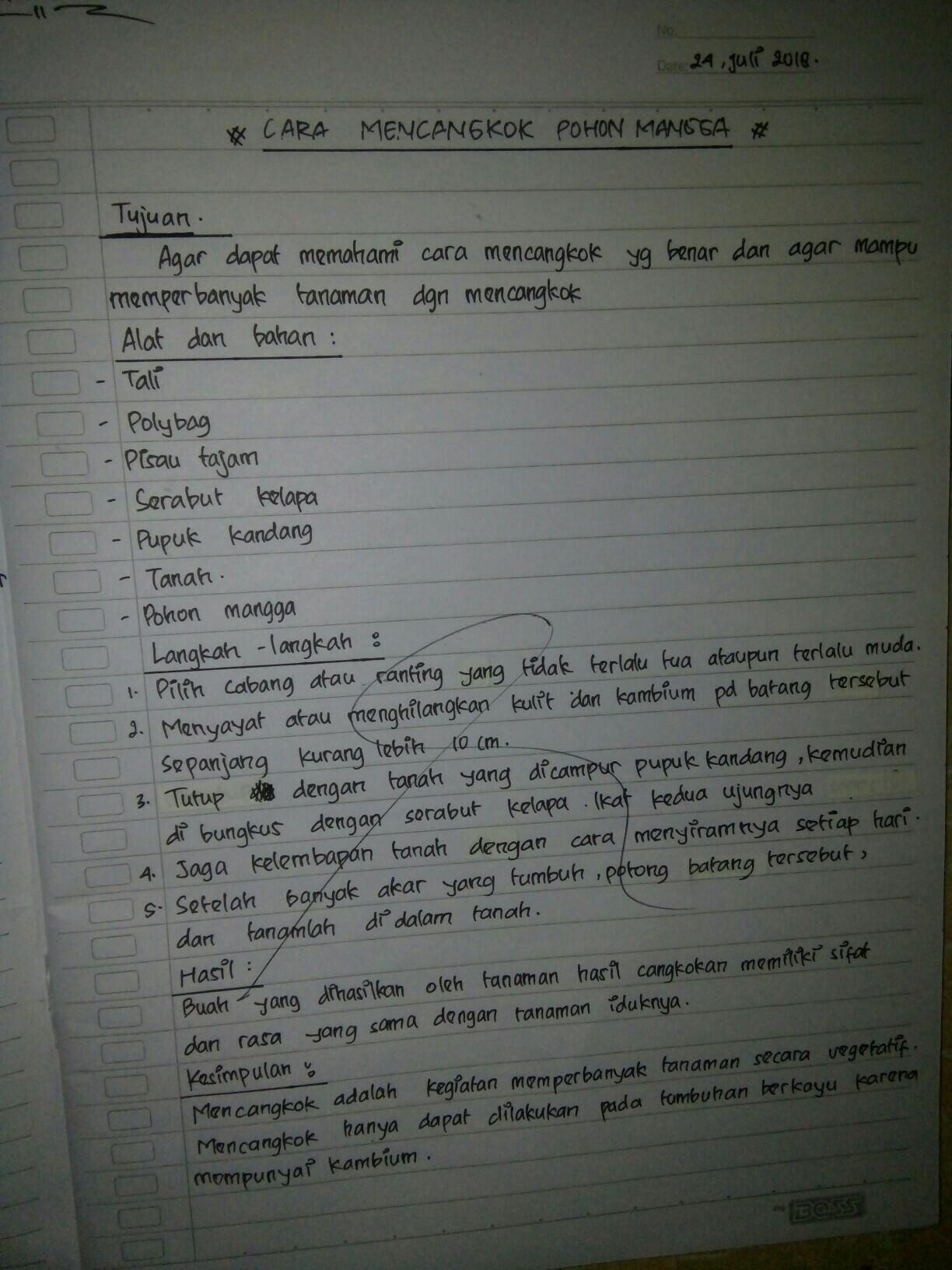 Contoh Laporan Teks Percobaan : contoh, laporan, percobaan, Berikan, Contoh, Laporan, PercobaanTolong, Bantu, Kak:), Brainly.co.id