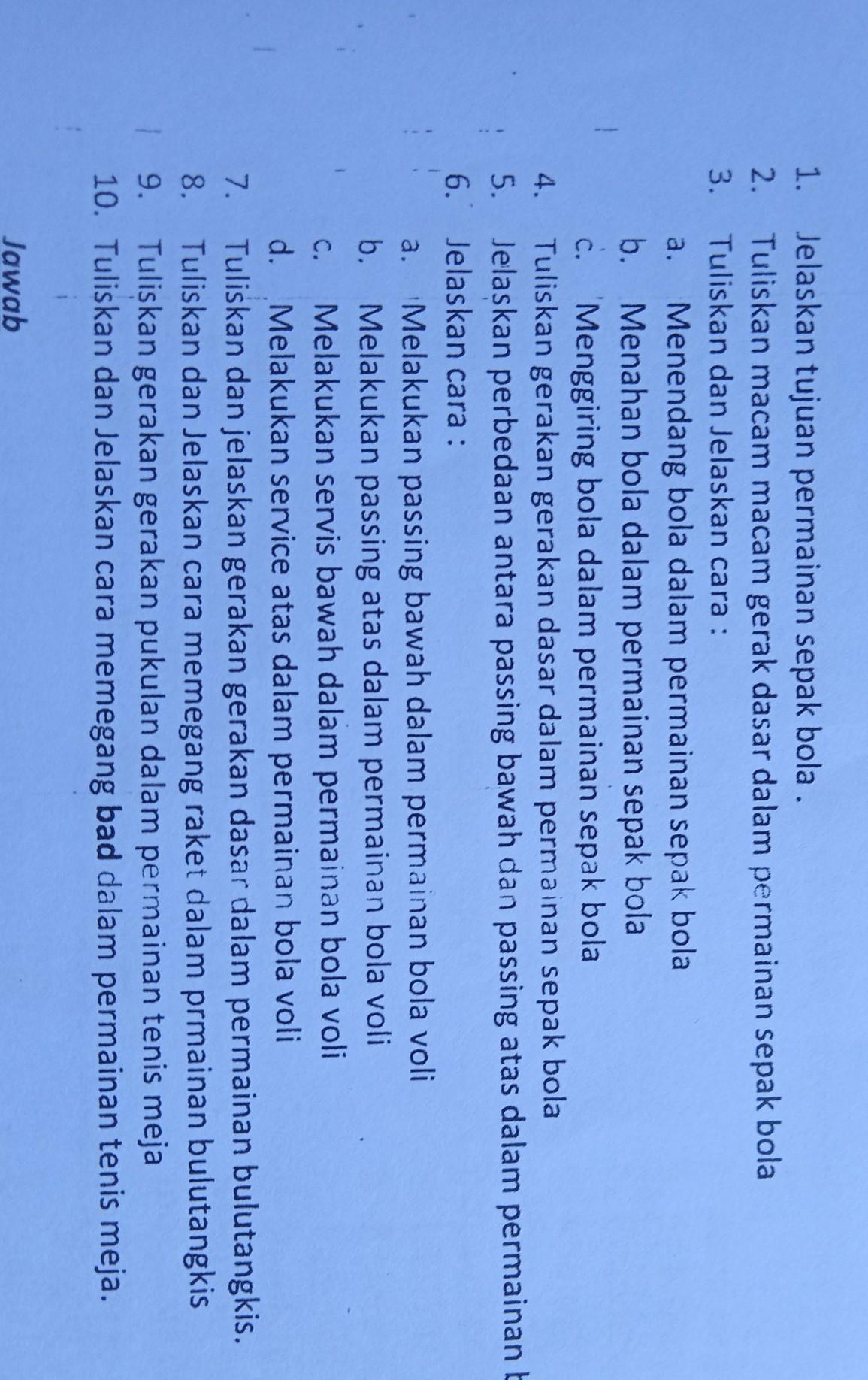 Jelaskan Perbedaan Antara Passing Bawah Dan Passing Bawah Dalam Permainan Bola Voli : jelaskan, perbedaan, antara, passing, bawah, dalam, permainan, Terserah, Jawab, No:5=jelaskan, Perbedaan, Antara, Passing, Bawah, Brainly.co.id