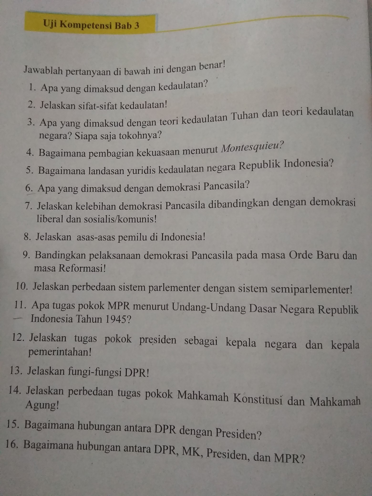 Bagaimana Hubungan Antara Dpr Mk Presiden Dan Mpr : bagaimana, hubungan, antara, presiden, Tolong, Banget, Soalnya, Besok, Dikumpulkan, Brainly.co.id
