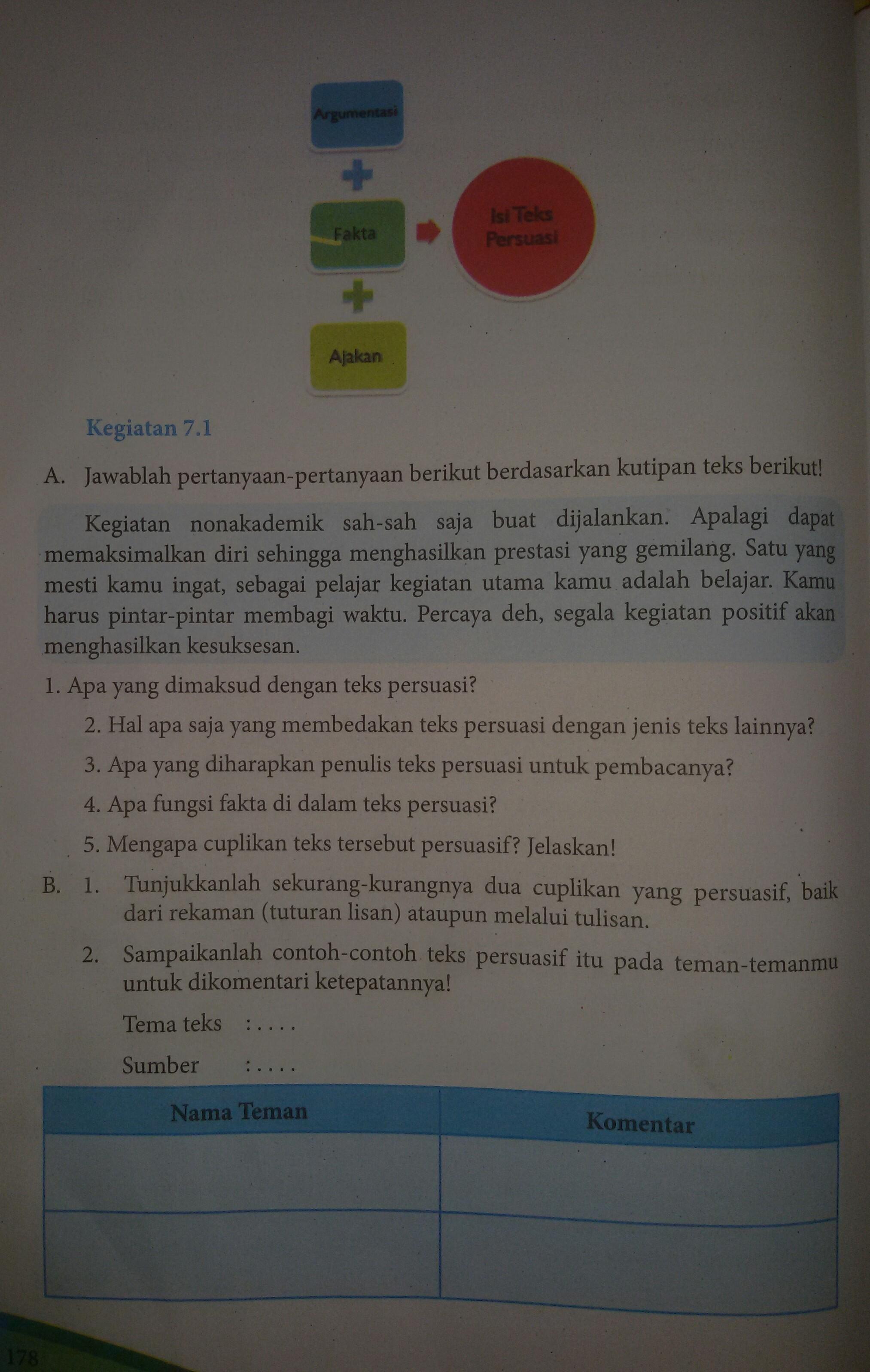 Kegiatan 5.6 Bahasa Indonesia Kelas 8 : kegiatan, bahasa, indonesia, kelas, Motionmultiprogram