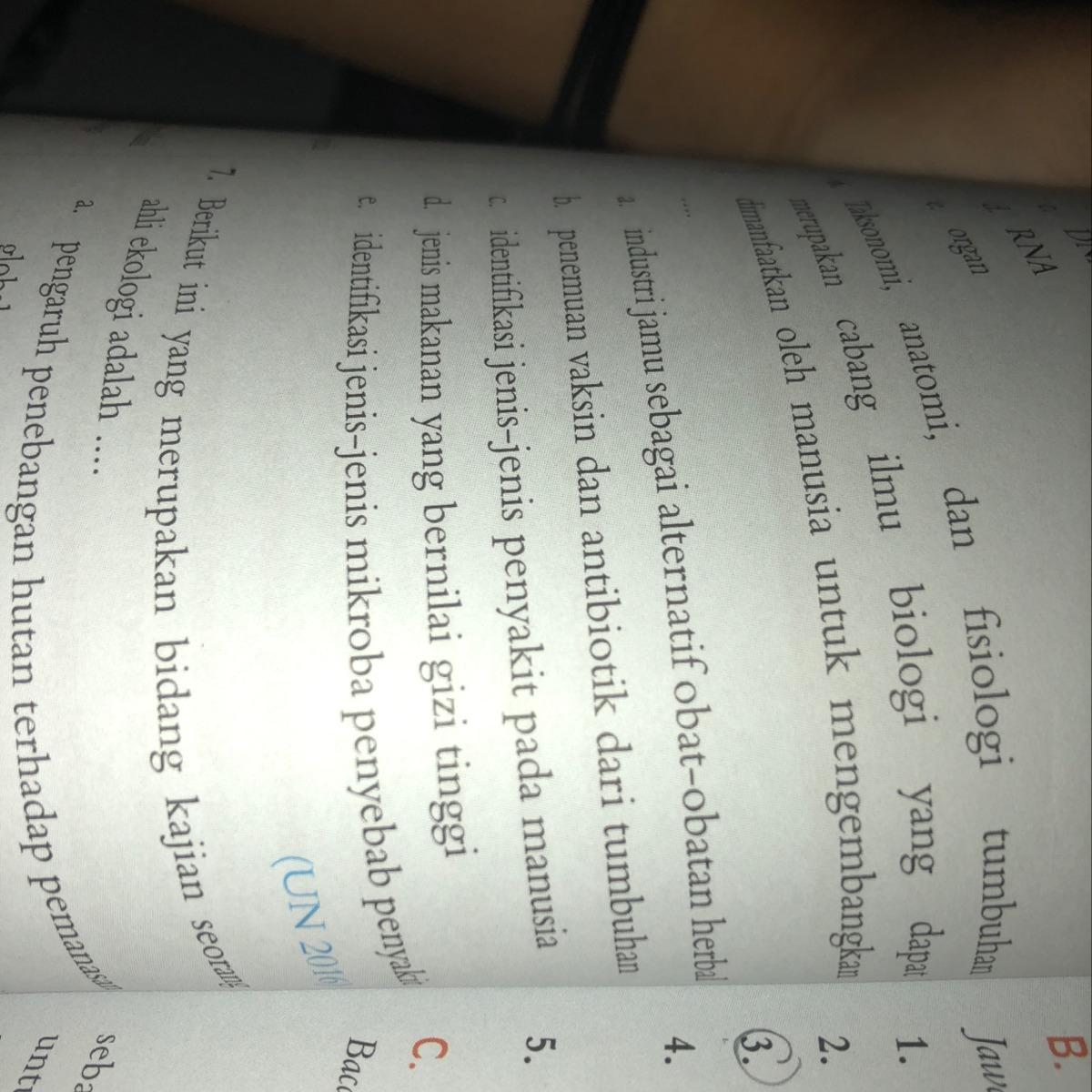 "Istilah fisiologi dipinjam dari bahasa belanda, physiologie, yang terdiri dua kata yunani kuna physis yang berarti ""kajian"". Cabang Ilmu Biologi Yang Mempelajari Tentang Pengelompokan"