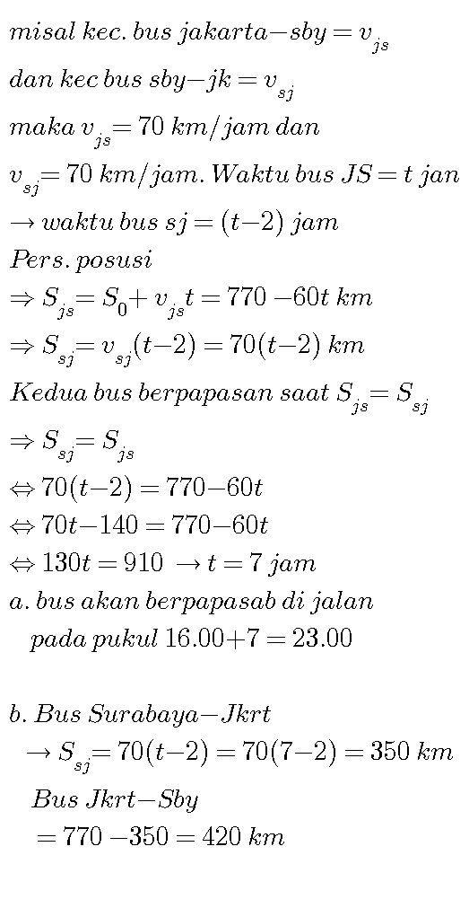 Jarak Jakarta Surabaya : jarak, jakarta, surabaya, Jarak, Jakarta, Surabaya, Adalah, Km.sebuah, Damri, Berangkat, Pukul, 16.00, Dengan, Brainly.co.id