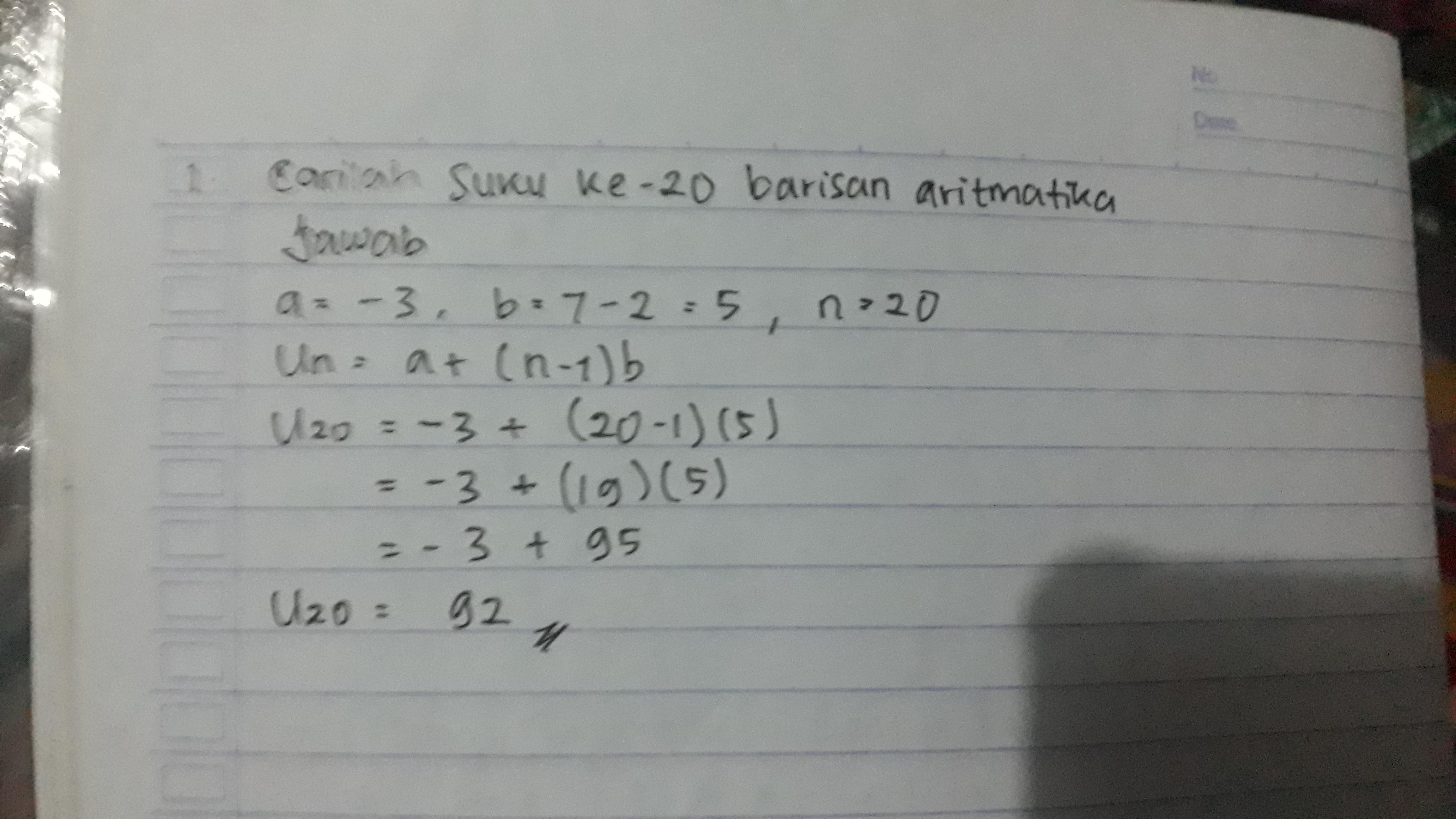 Contoh soal psikotes tes potensi akademik aritmatika beserta kunci jawaban dan tips nya nintendo switch logos. Aritmatika Adalah Brainly Siswapelajar Com