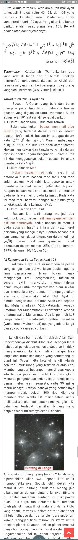 Qs Yunus 101 : yunus, Kandungan, Surat, Yunus