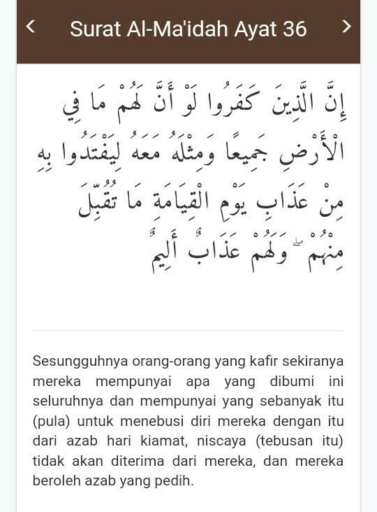 Kandungan Al Maidah Ayat 32 : kandungan, maidah, Surat, Maidah, Kandungannya, Brainly.co.id