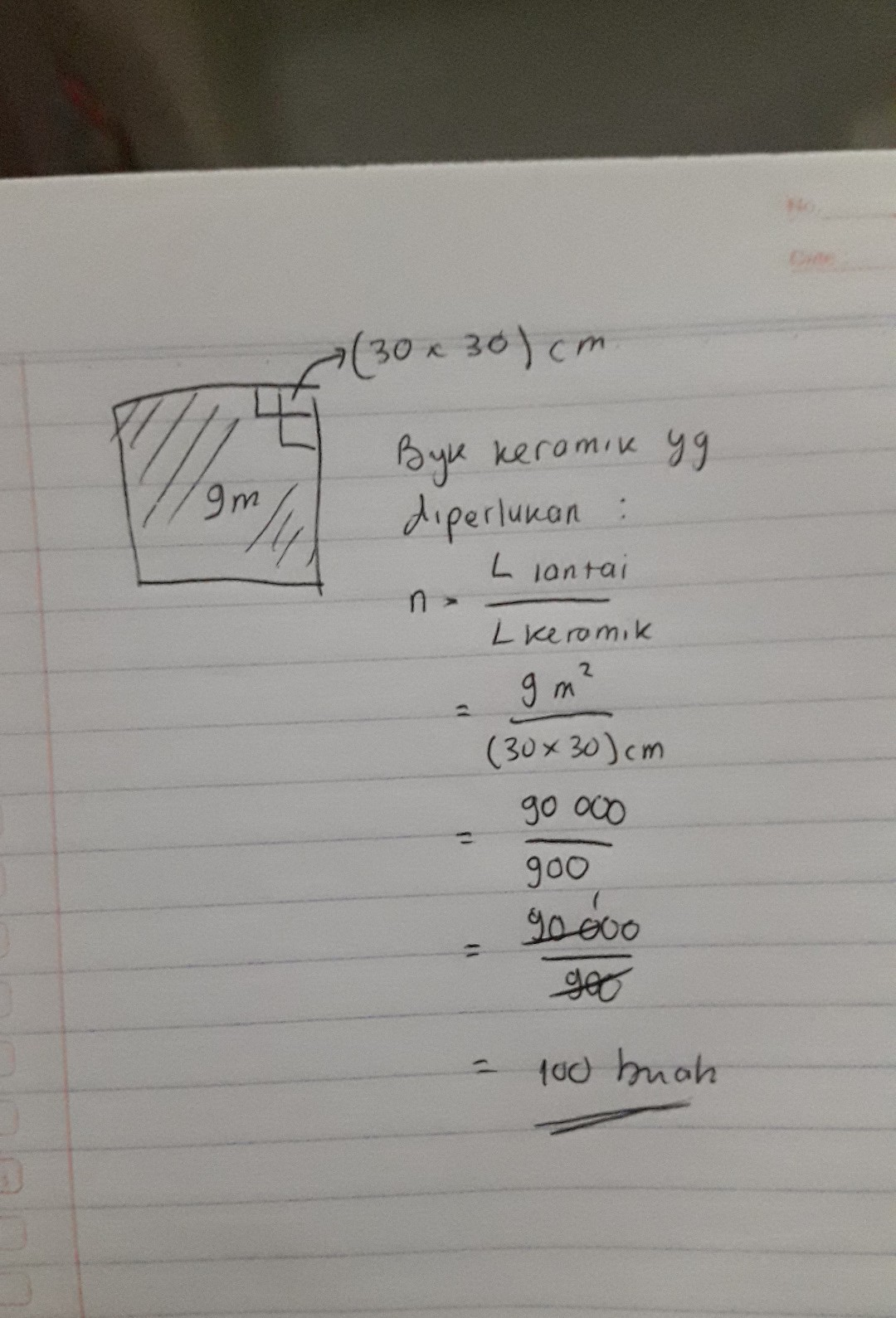 1 Are Berapa Meter Persegi : berapa, meter, persegi, Berapa, Meter, Persegi, IlmuSosial.id