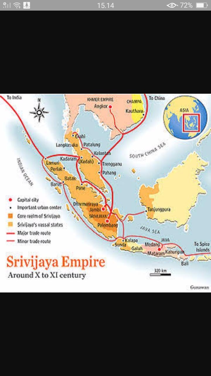 Kerajaan Sriwijaya Disebut Kerajaan Maritim : kerajaan, sriwijaya, disebut, maritim, Mengapa, Sriwijaya, Disebut, Kerajaan, Maritim