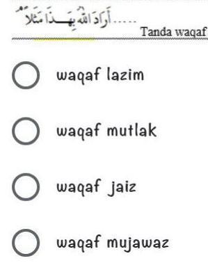 Tanda Waqaf Lazim : tanda, waqaf, lazim, Tolong, Sm