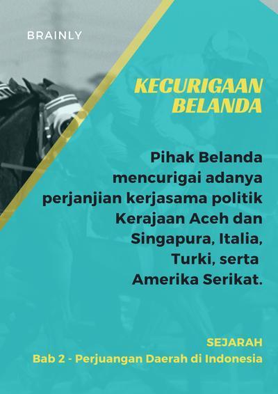 Sebab Umum Dan Khusus Perang Diponegoro : sebab, khusus, perang, diponegoro, Sebab, Khusus, Perang, Brainly.co.id