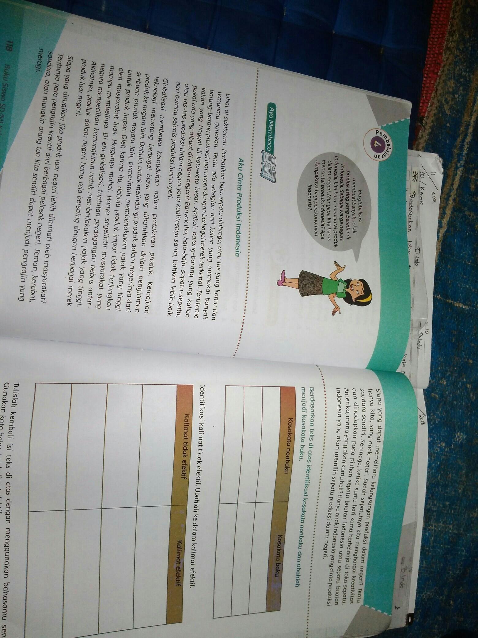 Sebutkan Contoh Contoh Produk Buatan Indonesia : sebutkan, contoh, produk, buatan, indonesia, 1.mengapa, Harus, Cinta, Produk, Indonesia?, 2.apa, Contoh, Tindakan, Brainly.co.id