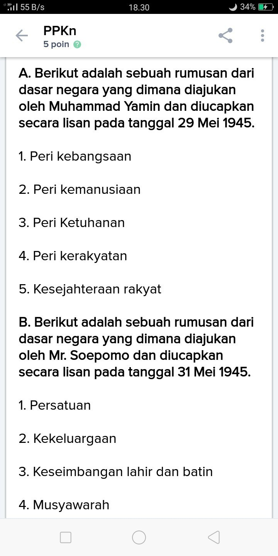 Usulan Dasar Negara Soekarno : usulan, dasar, negara, soekarno, Persamaan, Perbedaan, Usulan, Dasar, Negara, Diusulkan, Yamin, Soepomo, Brainly.co.id