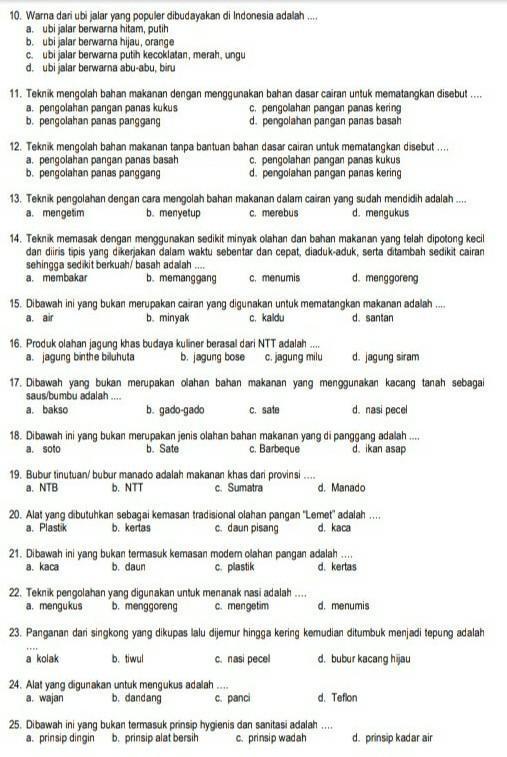 Menggoreng Tanpa Minyak Disebut : menggoreng, tanpa, minyak, disebut, Bantuin, Kak,aku, Takut, Salah;)), Brainly.co.id