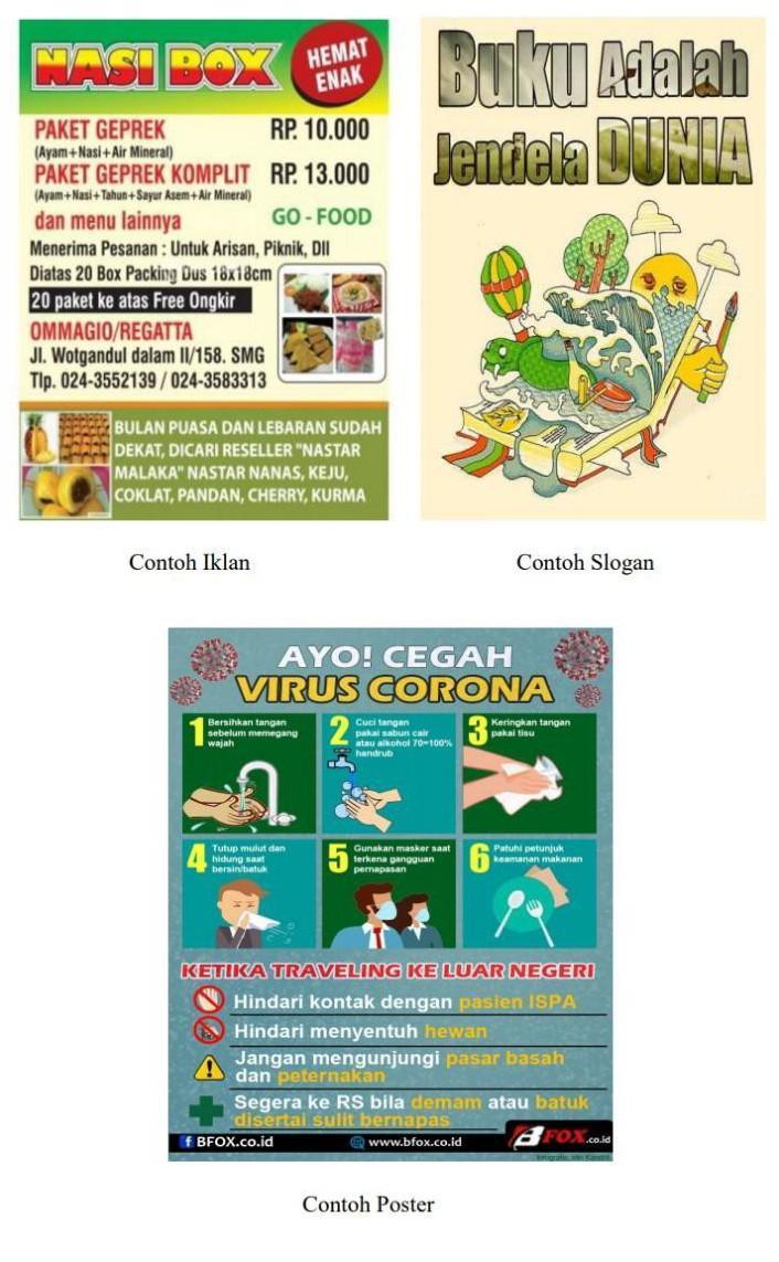 Sebutkan Unsur Unsur Dalam Pembuatan Iklan : sebutkan, unsur, dalam, pembuatan, iklan, Sebutkan, Unsur, Iklan,, Slogan,, Poster, Gambar!, Brainly.co.id