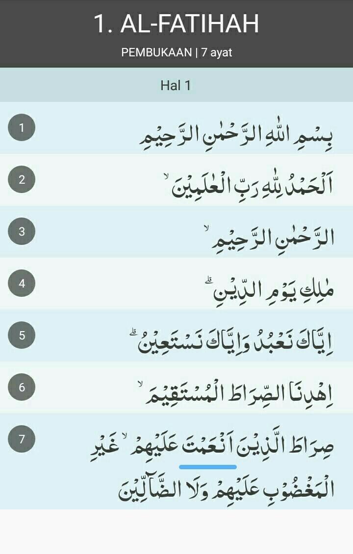 Contoh Huruf Izhar Beserta Suratnya : contoh, huruf, izhar, beserta, suratnya, Contoh, Idzhar, Halqi, Dalam, Surah, Fatihah, Brainly.co.id