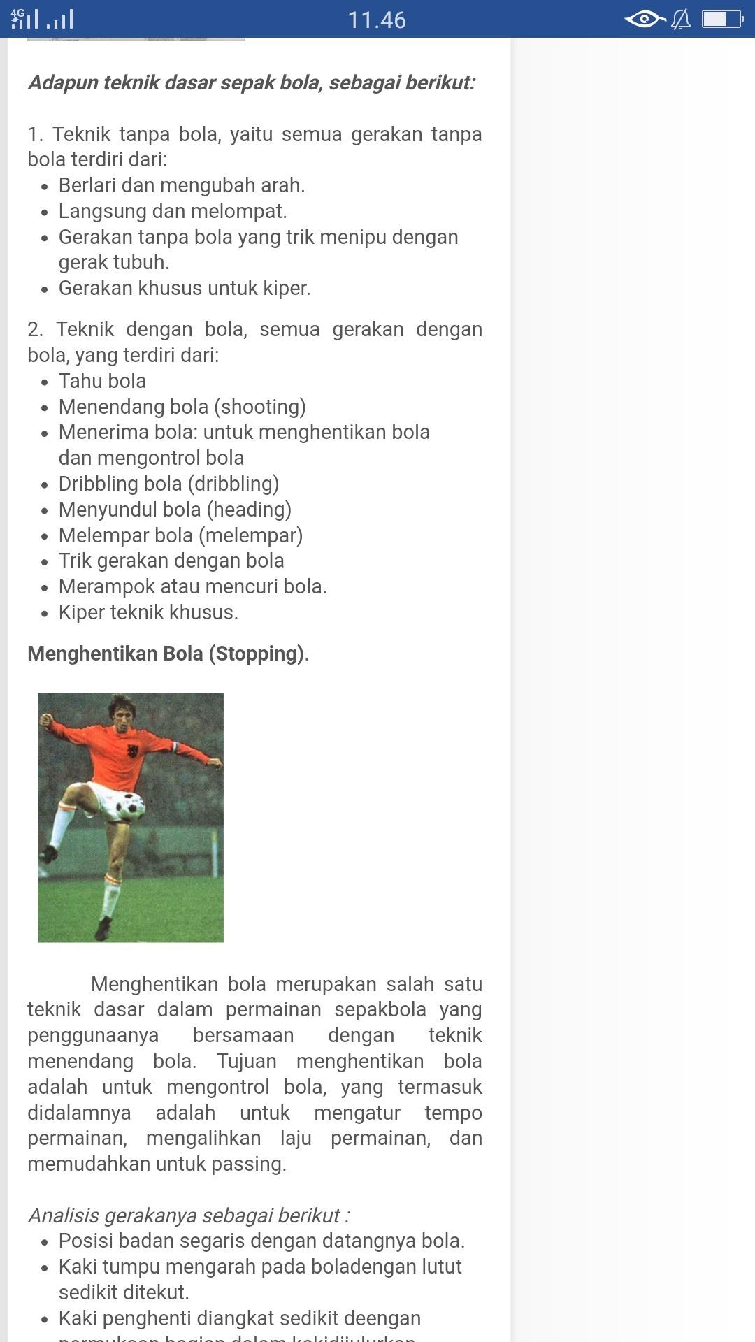 Sebutkan Tujuan Dari Permainan Sepak Bola : sebutkan, tujuan, permainan, sepak, Sebutkan, Teknik, Strategi, Permainan, Sepak, Brainly.co.id