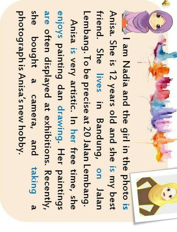 Hobi Dalam Bahasa Inggris : dalam, bahasa, inggris, Tolong, Buatin, Paragraf, Tentang, Menyanyi, Dalam, Bahasa, Inggris.aku, Kasih, Contoh.Big, Brainly.co.id