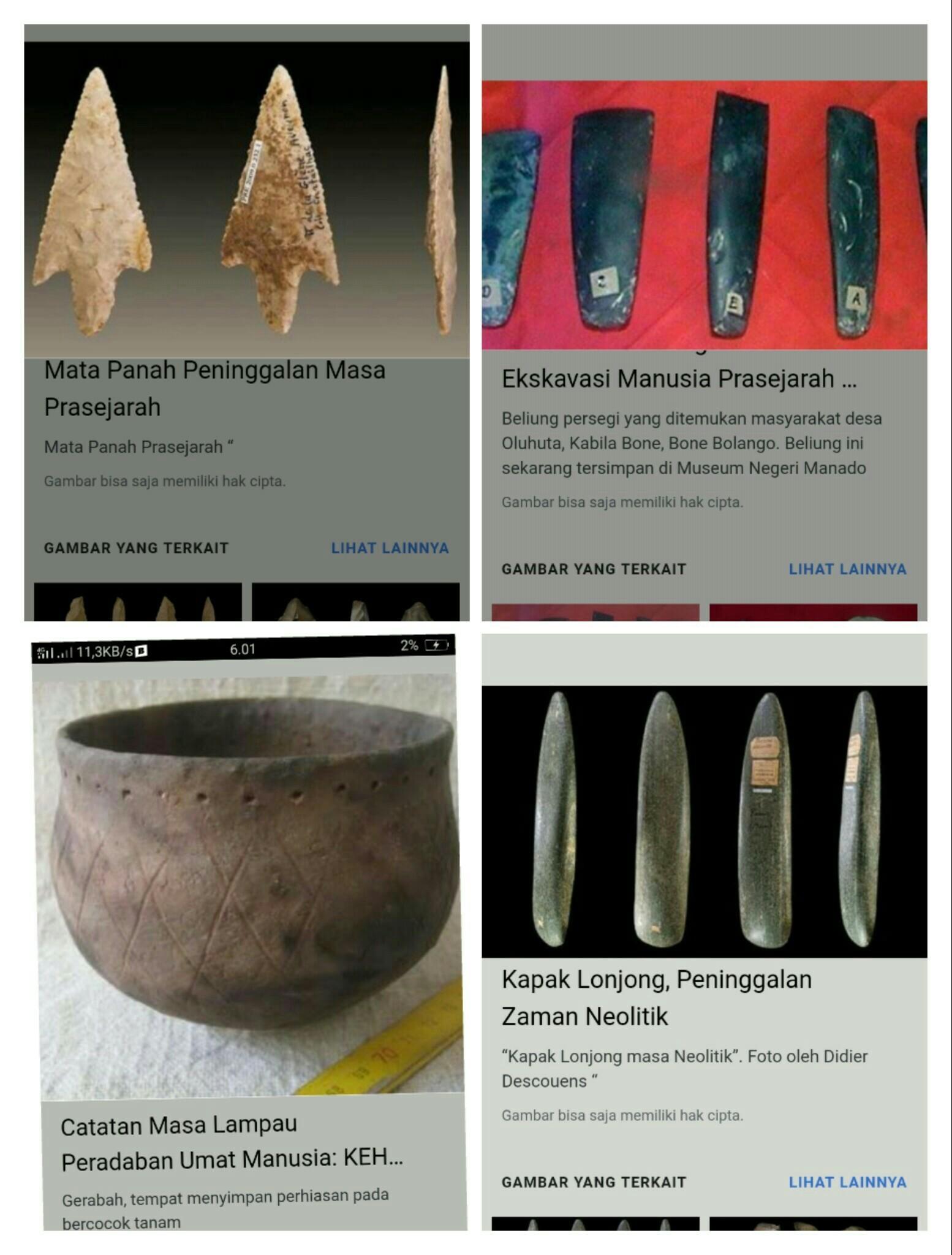 Hasil Kebudayaan Zaman Neolitikum : hasil, kebudayaan, zaman, neolitikum, Bercocok, Tanam, Periode, Neolitikum, Berbagai