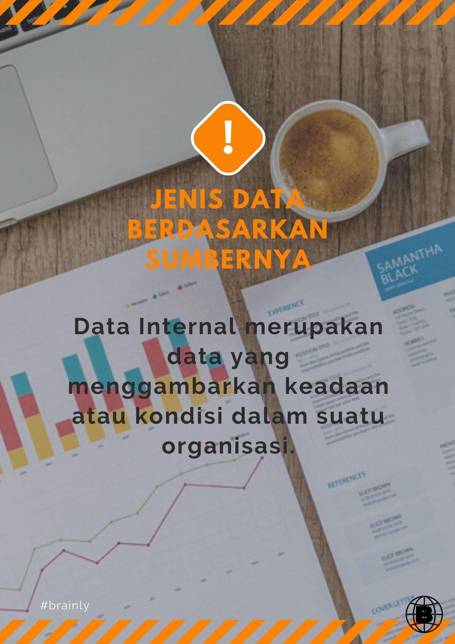 Sebutkan Jenis Jenis Data : sebutkan, jenis, Sebutkan, Jenis-jenis, Berdasarkan, Sumbernya, Brainly.co.id