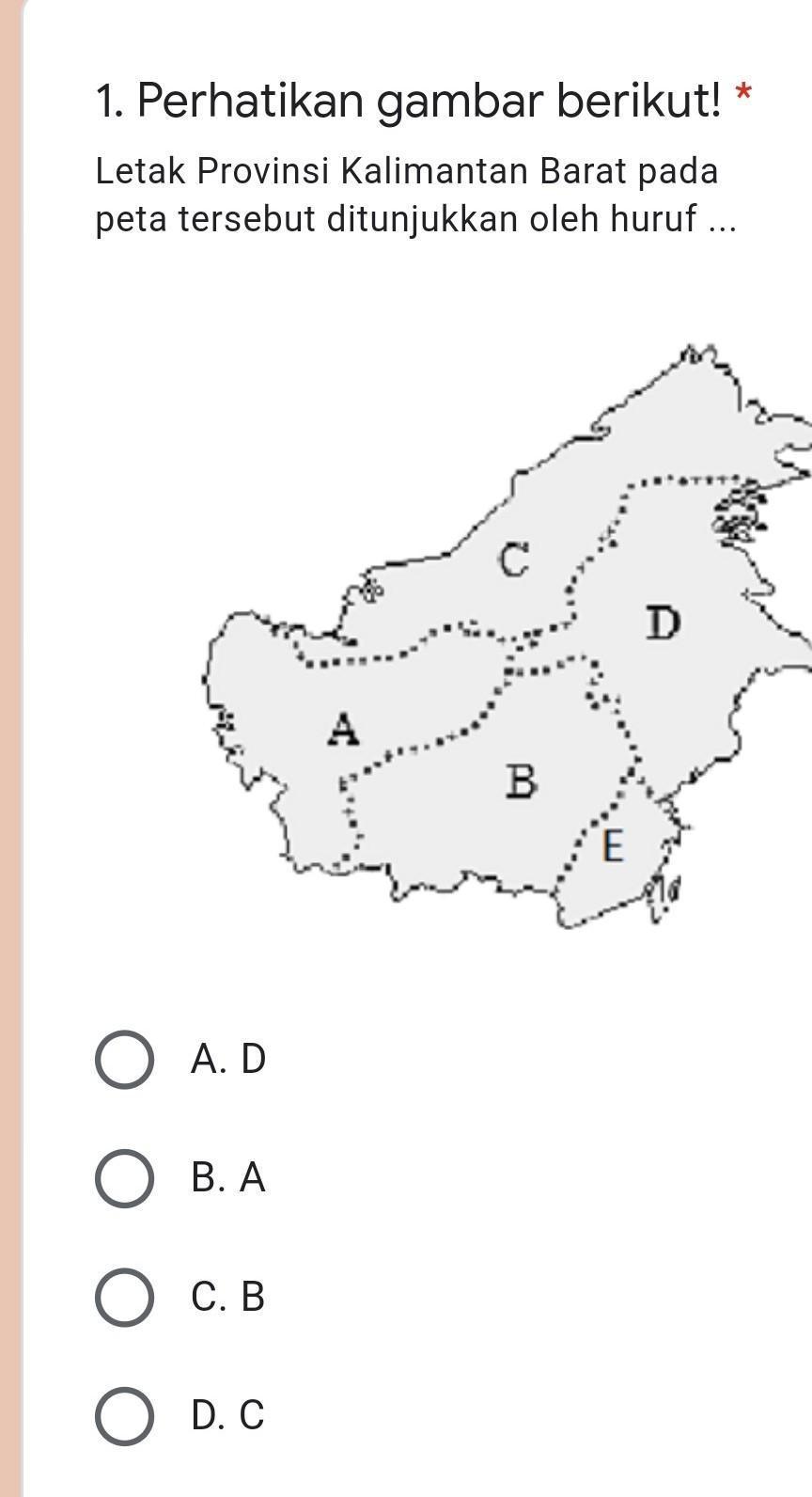 Peta Kalimantan Hitam Putih : kalimantan, hitam, putih, Letak, Provinsi, Kalimantan, Barat, Tersebut, Tunjukkan, Huruf...tolong, Jawab, Brainly.co.id