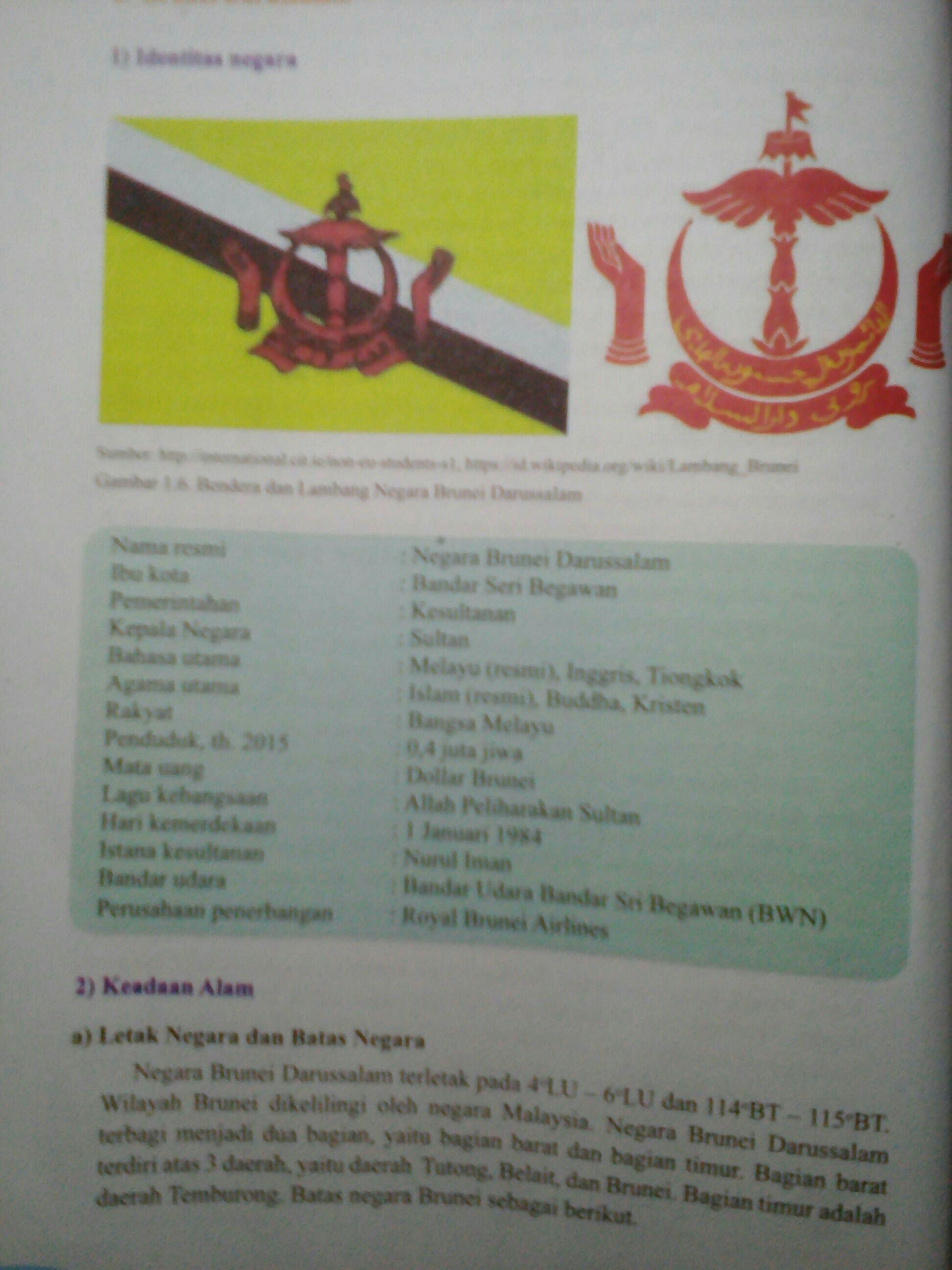Sistem Pemerintahan Brunei Darussalam : sistem, pemerintahan, brunei, darussalam, Bentuk, Pemerintahan, Negare, Brunei, Darussalam, Ialah, Brainly.co.id