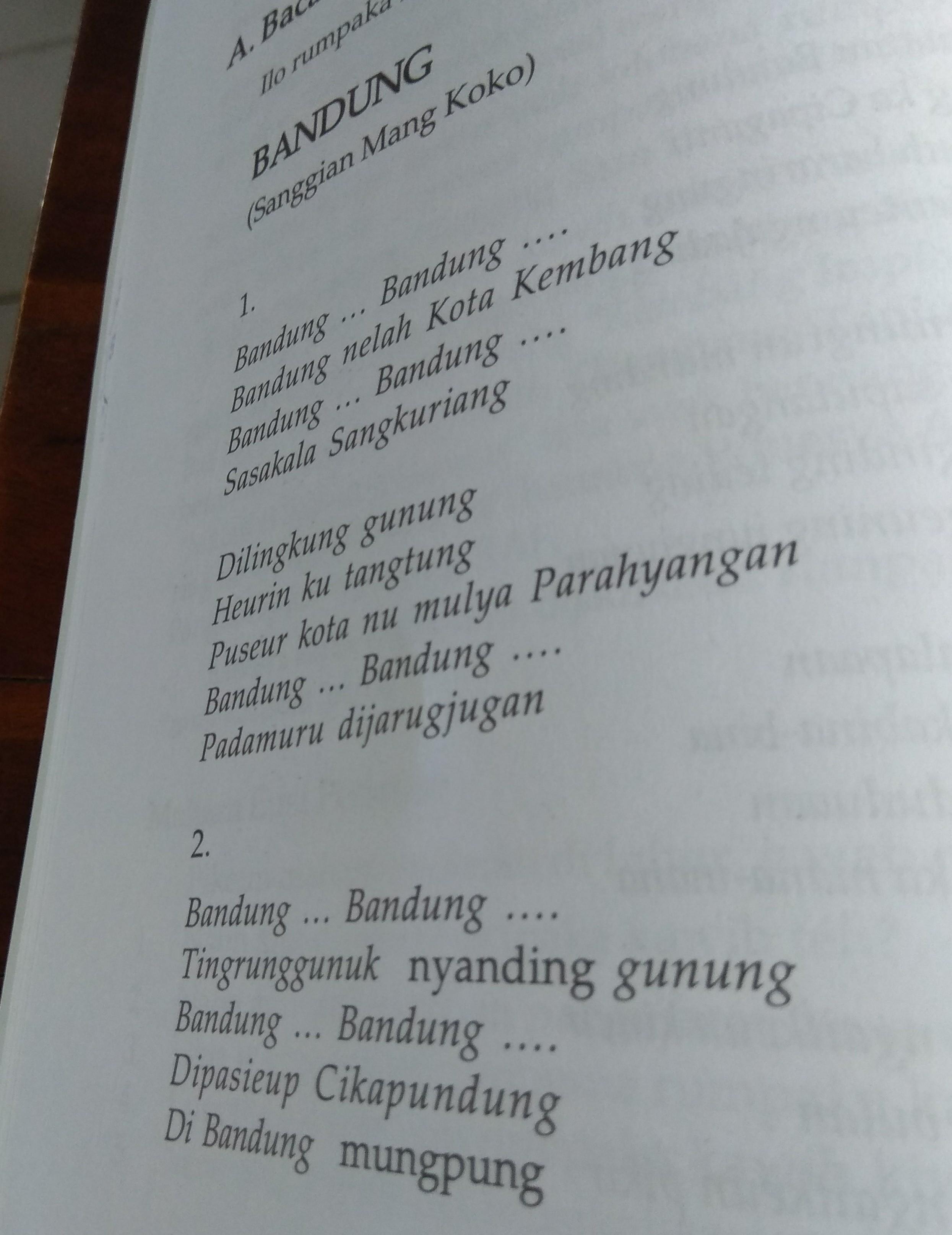 Rumpaka Raket Patalina Jeung : rumpaka, raket, patalina, jeung, Patalina, Jeung, Sasakala, Bandung, Teh?tolong, Bantu, Jawab, Brainly.co.id