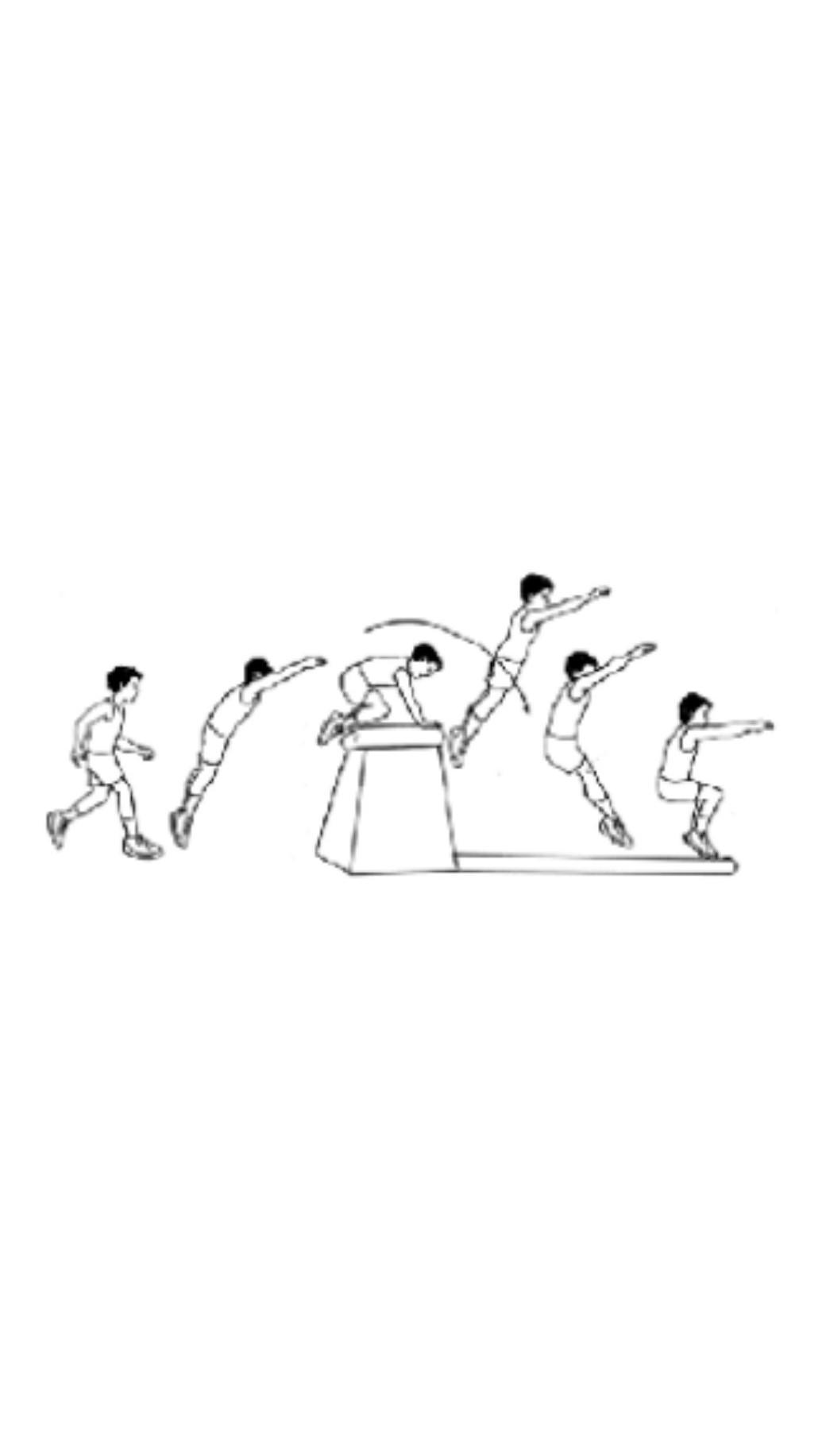 Loncat Jongkok : loncat, jongkok, Contoh, Gambar, Lompat, Jongkok, Brainly.co.id