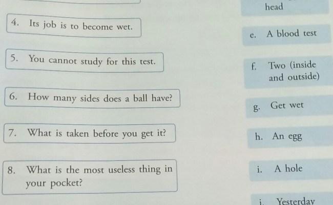 Contoh Riddle Bahasa Inggris Beserta Arti Dan Jawaban Cute766
