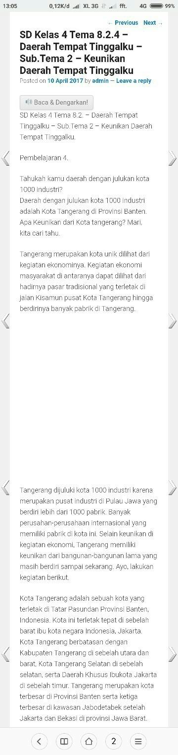 Keunikan Jawa Barat : keunikan, barat, Keunikan, Tangerang, Brainly.co.id