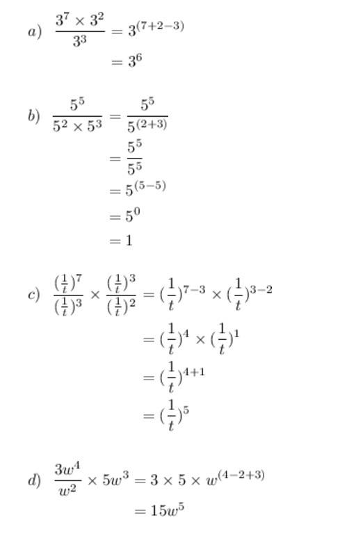 Sederhanakan Operasi Perpangkatan Berikut : sederhanakan, operasi, perpangkatan, berikut, Sederhanakan, Operasi, Berikut, Tuliskan, Jawabanmu, Dalam, Pangkat., 3^7×3^2/3^3, Brainly.co.id