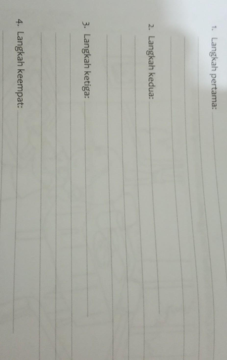 Sebutkan Langkah Langkah Menulis Cerpen : sebutkan, langkah, menulis, cerpen, Sebutkan, Langkah, Membuat, Gambar, Cerita