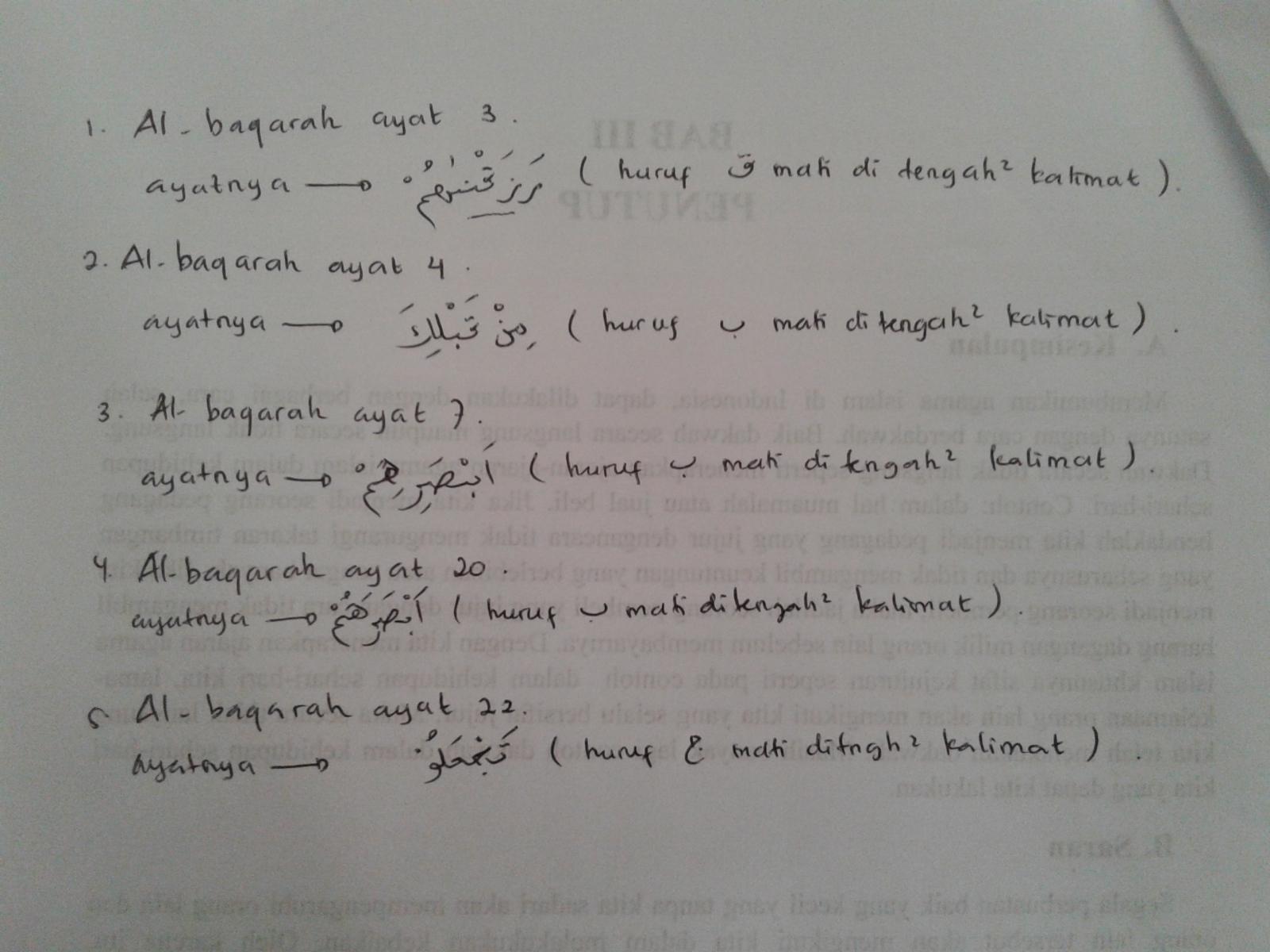 Contoh Qalqalah Sugra Dalam Al Quran : contoh, qalqalah, sugra, dalam, quran, Sebutkan, Qalqalah, Sugra, Dalam, Al-Quran, Menggunakan, Alasan., Brainly.co.id