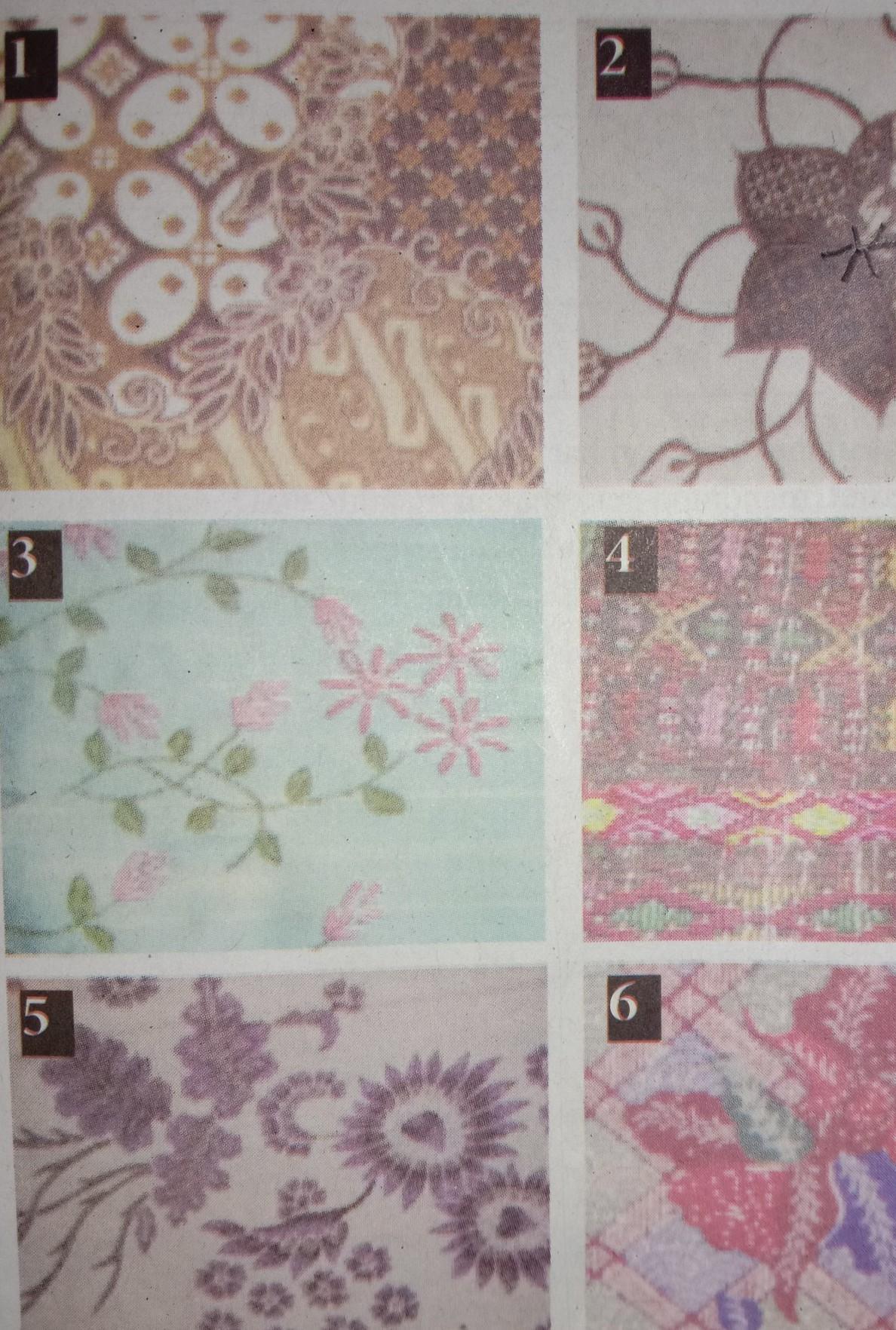Menerapkan Ragam Hias Pada Bahan Tekstil : menerapkan, ragam, bahan, tekstil, Ragam, Bahan, Tekstil