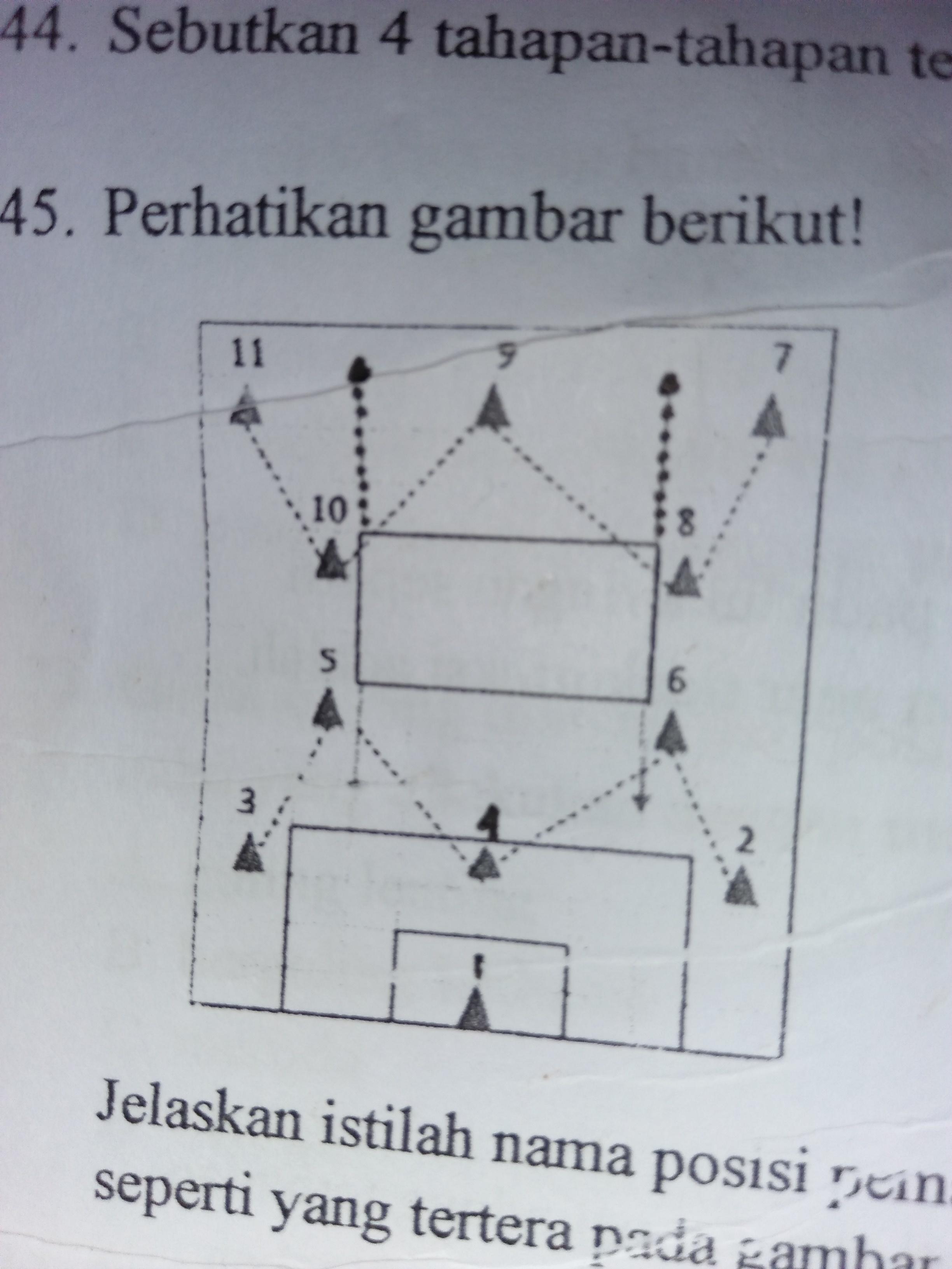 Formasi Futsal 5 Pemain : formasi, futsal, pemain, Posisi, Pemain, Sepak, Belajar