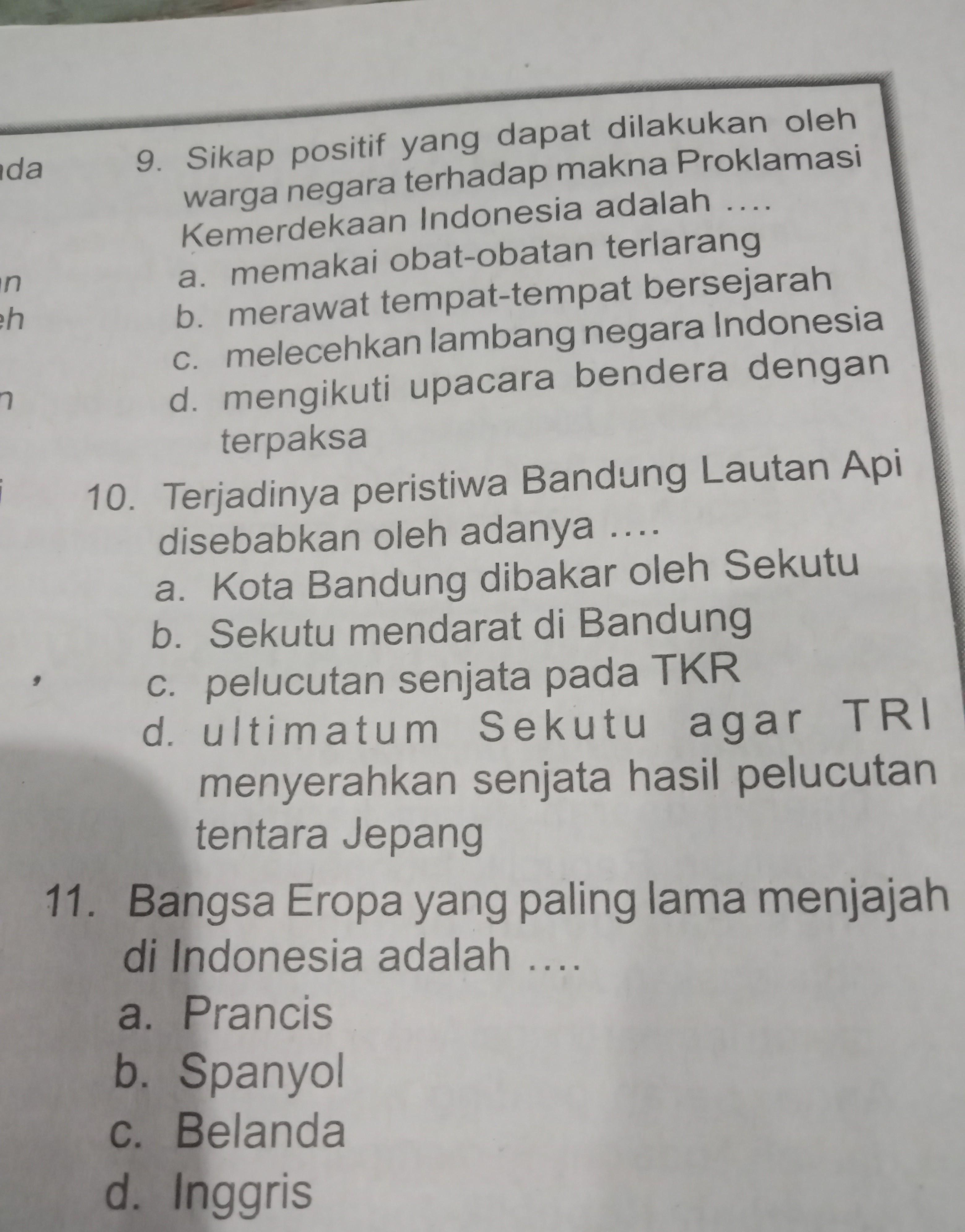 Bangsa Eropa Yang Paling Lama Menjajah Indonesia Adalah : bangsa, eropa, paling, menjajah, indonesia, adalah, Tolong, Jawab, Besok, Kumpul, Brainly.co.id