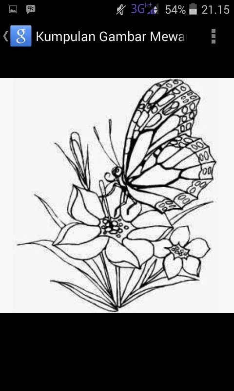 Sketsa Kupu Kupu : sketsa, Gambarlah, Sketsa, Tangkai, Bunga, Digabung, Brainly.co.id