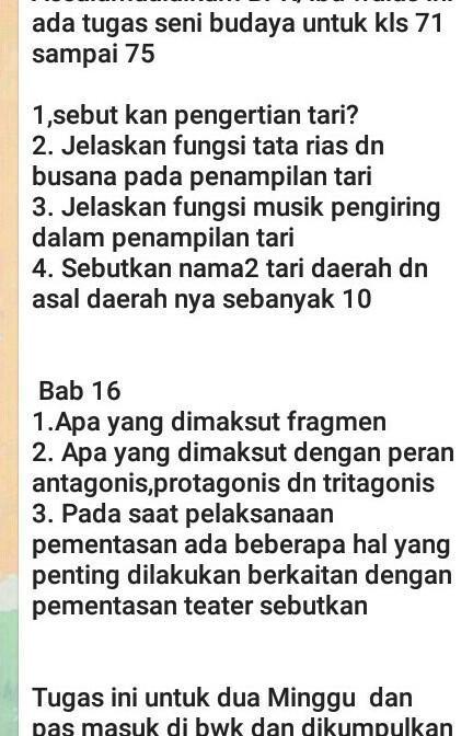 Pengertian Peran Antagonis : pengertian, peran, antagonis, Tolong, Bantu, Budaya, Brainly.co.id
