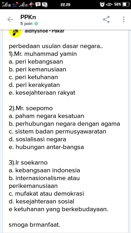 Usulan Dasar Negara Soekarno : usulan, dasar, negara, soekarno, Perbedaan, Persamaan, Usulan, Dasar, Diusulkan, Brainly.co.id