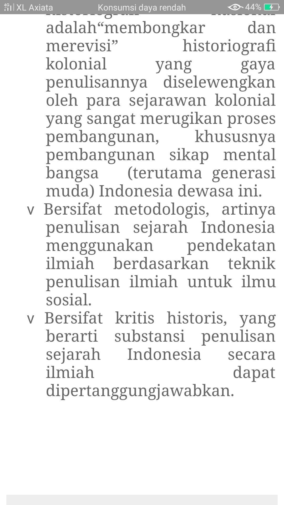 Ciri Ciri Historiografi Kolonial : historiografi, kolonial, Historiografi, Modern, Brainly.co.id